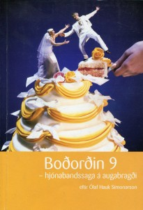 Boðorðin 9 Borgarleikhúsinu