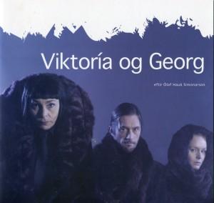 Viktoría og Georg Þjóðleikhús