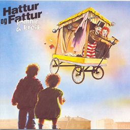 Hattur & Fattur cover