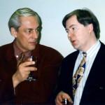ÓLafur Haukur og Pétur Einarsson