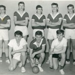 Handknattleiksmeistarar skólanna 1962
