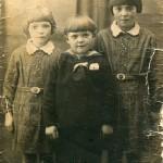 Svanhvít, Friðrik og Elín